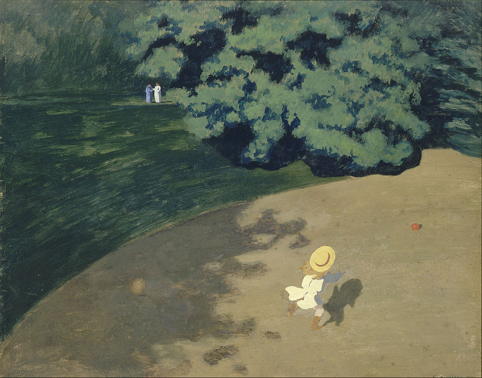Félix_Vallotton_-_The_Ball