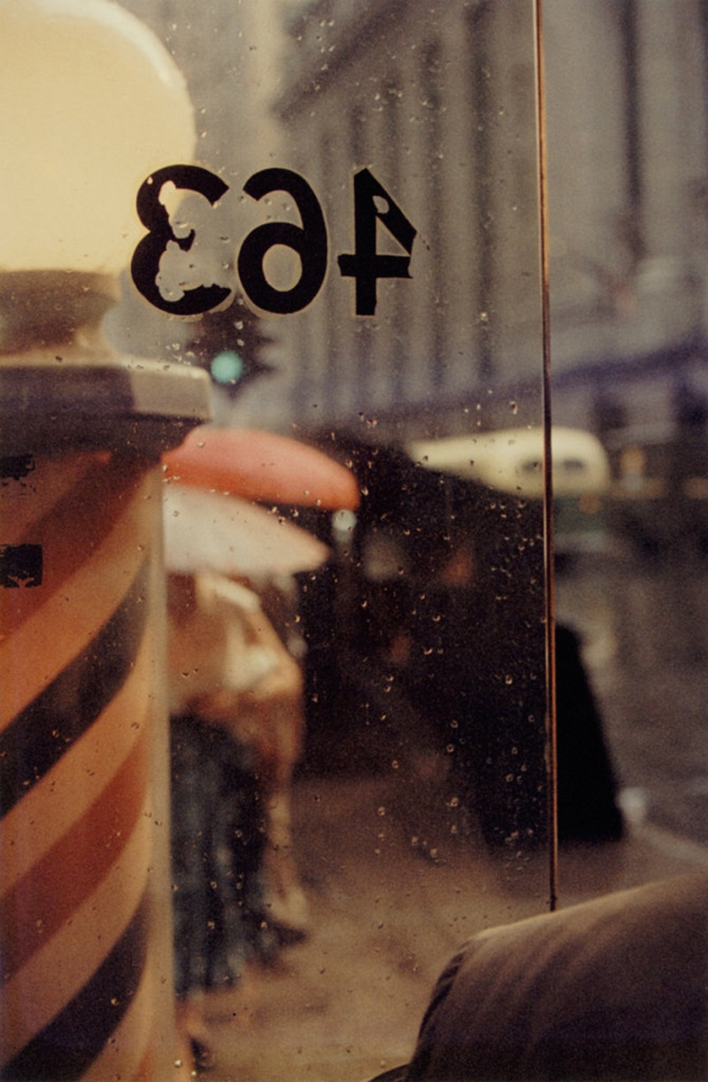 saul leiter new york