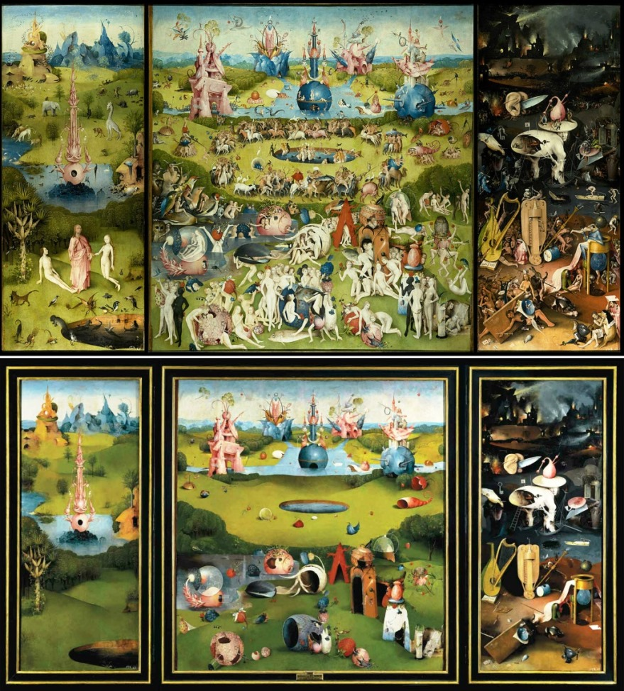 jose manuel ballester - garden of earthly delights