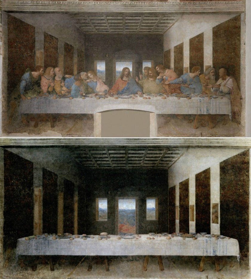 jose manuel ballester -last supper