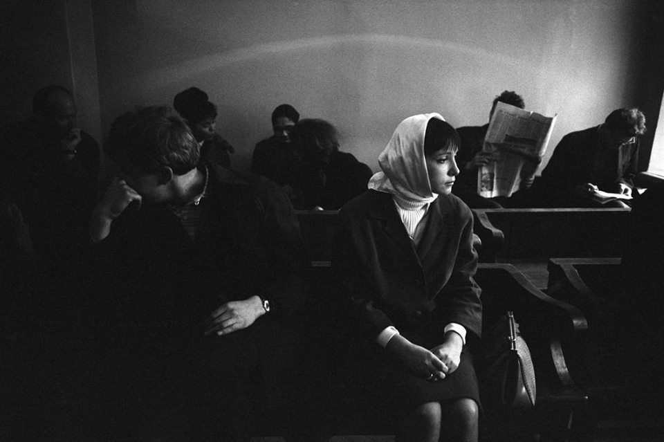 Divorce - Eve Arnold (1966)