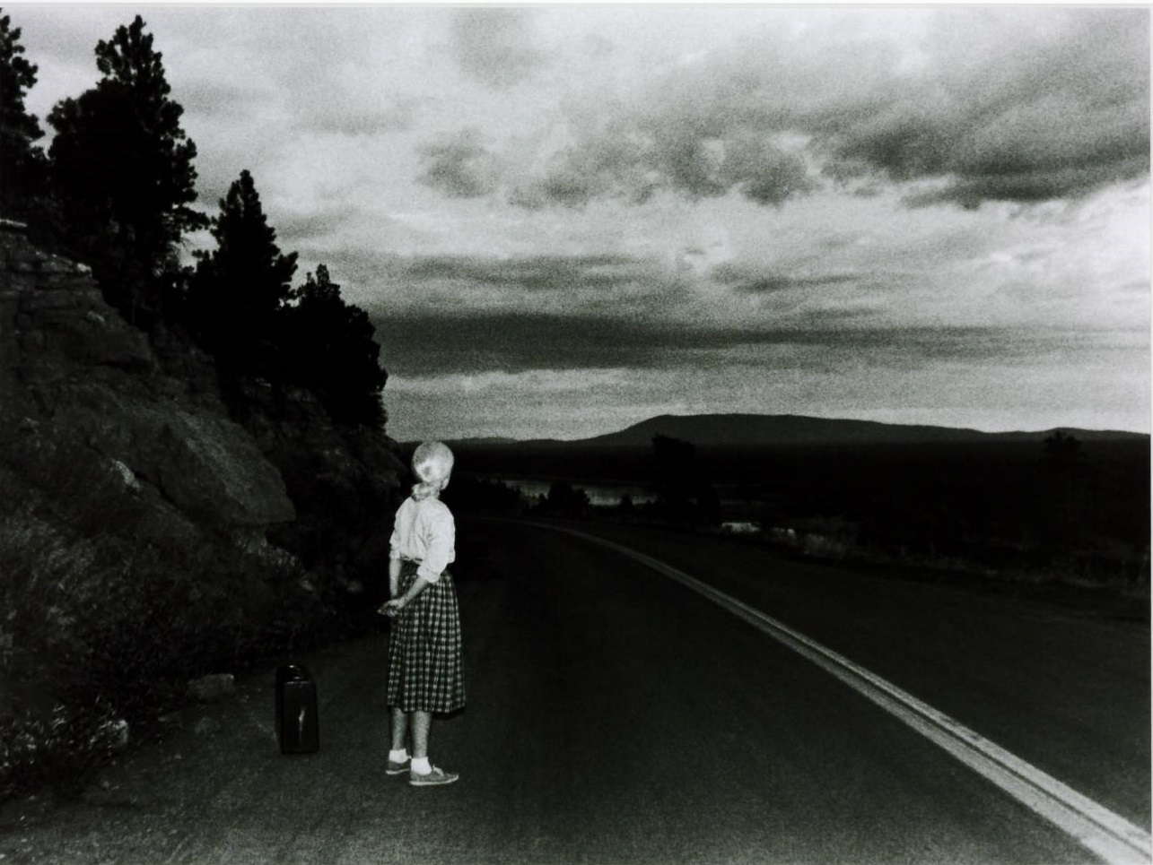 Untitled Film Still #48 1979, reprinted 1998 by Cindy Sherman born 1954