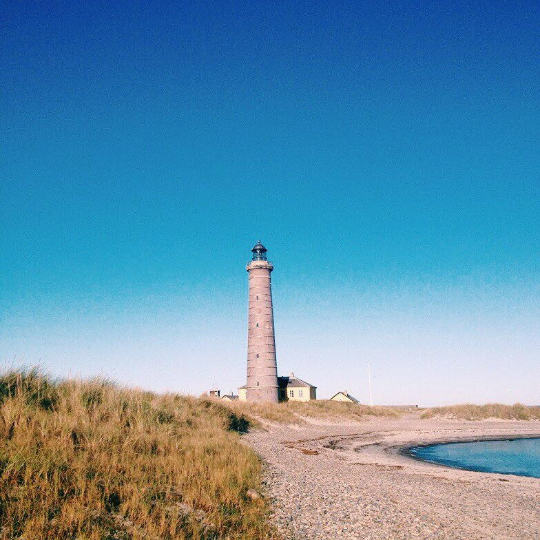 light house skagen